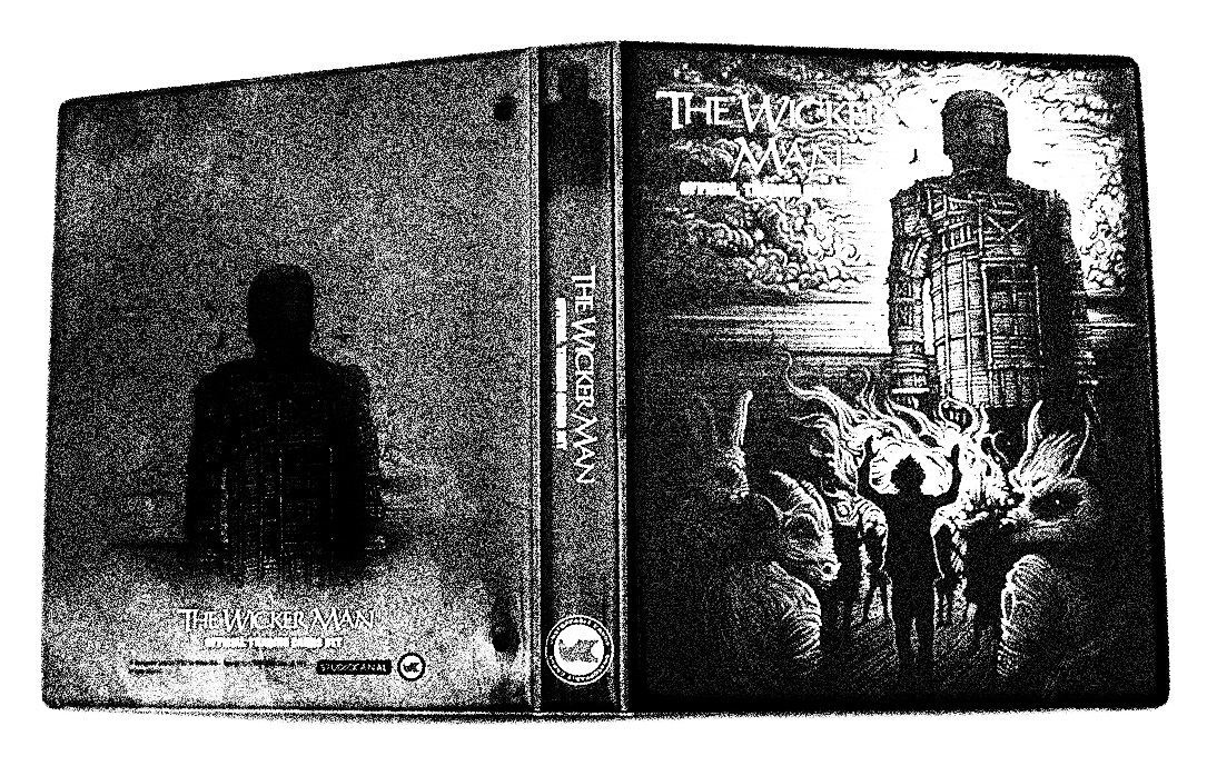 The Wickerman-Unstoppable Trading Cards-Binder-A Year In The Country