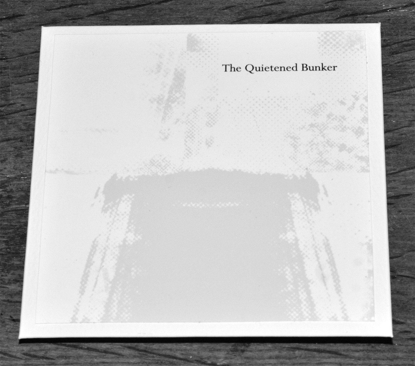 The Quietened Bunker-Dawn Edition-front-A Year In The Country