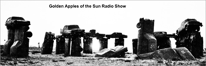 Golden Apples Of The Sun Radio Show-Claude Mono-RTRFM-A Year In The Country-Fractures