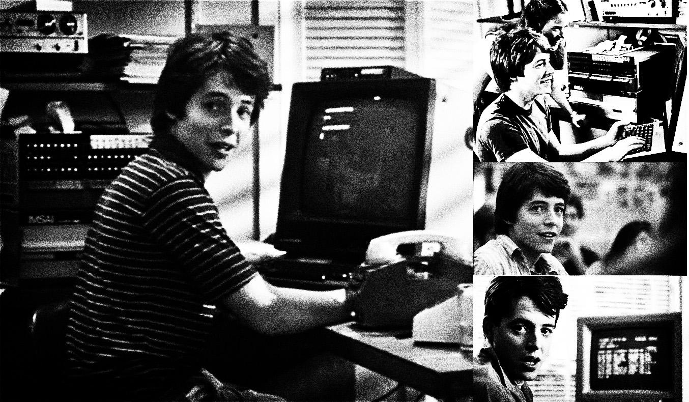 Ferris Bueller-John Hughes-War Games-1983-A Year In The Country-2