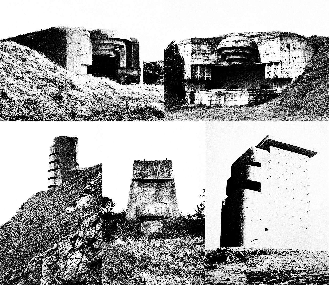 Paul Virilio-Bunker Archaeology-Princeton Architectural Press-A Year In The Country-1