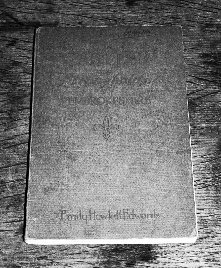 Castles and Strongholds of Pembrokeshire-book-Emily Hewlett Edwards-2