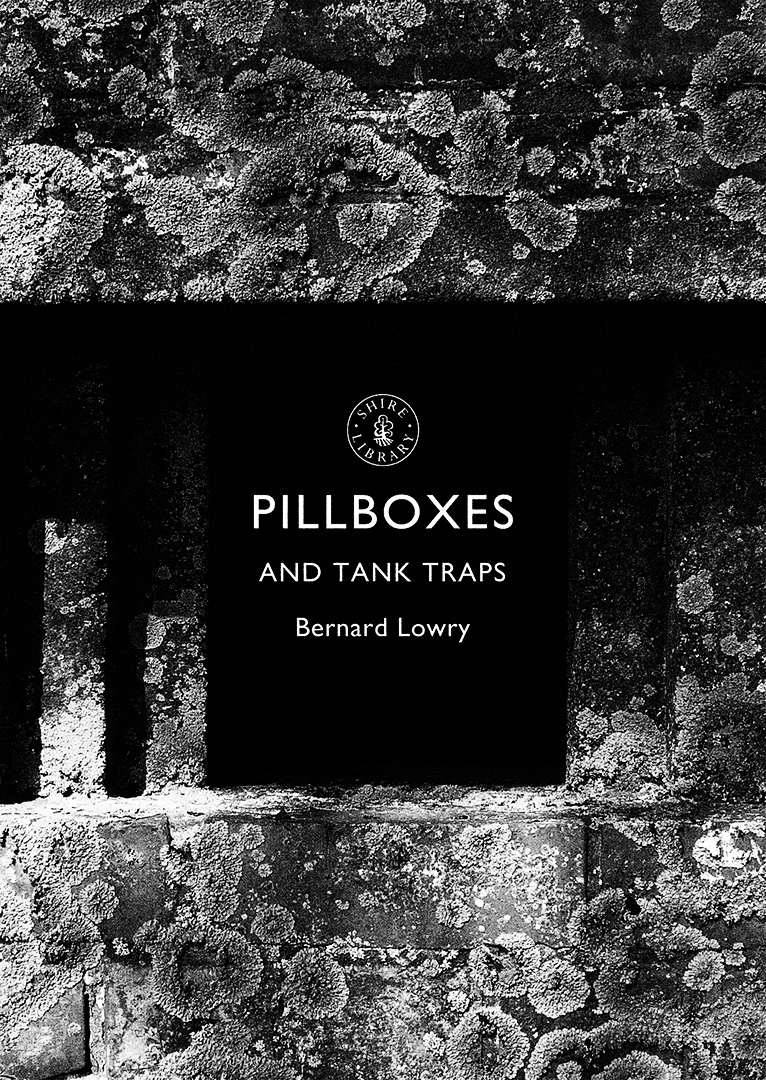Pillboxes And Tank Traps-Bernard Lowry-A Year In The Country