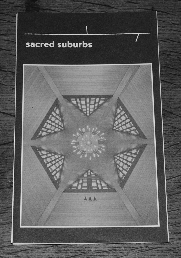 Sacred Suburbs-The Modernist-A Year In The Country