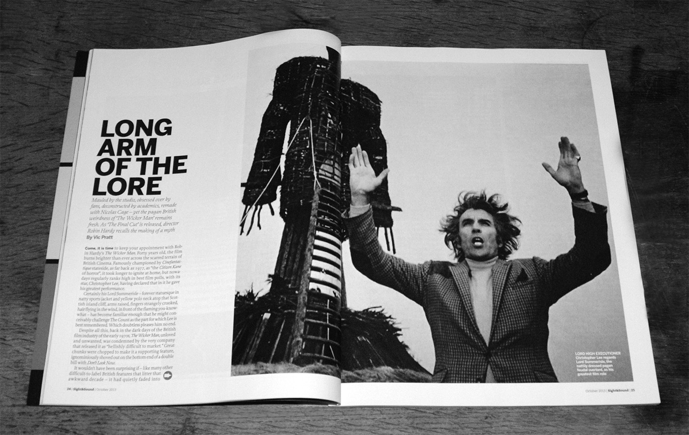 Sight & Sound-2013-The Wickerman-2010-The Films Of Old Weird Britain-2