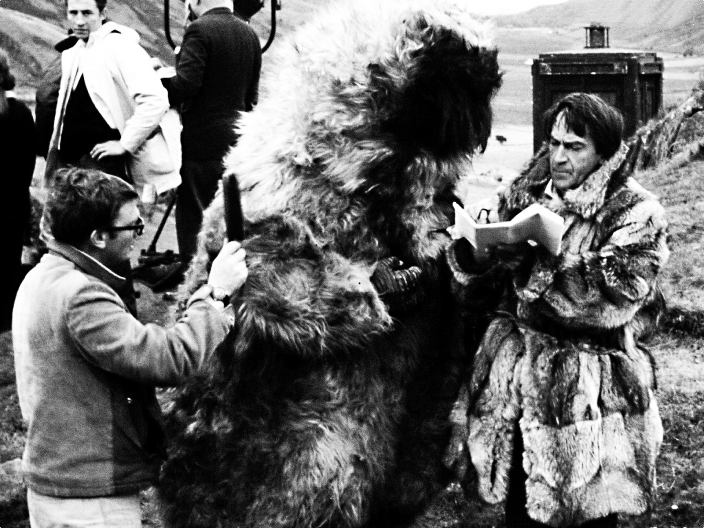 The abominable snowman-doctor who-A Year In The Country-2