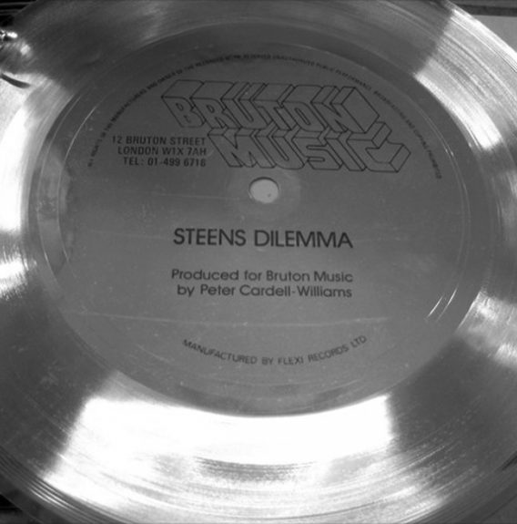 Bruton Music Flexi-Steens Dilemma-via James Cargill