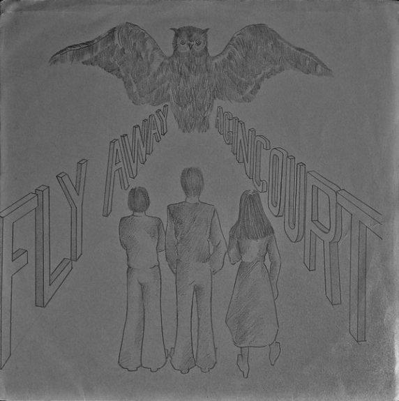 Fly Away-Agincourt-1970-acid folk
