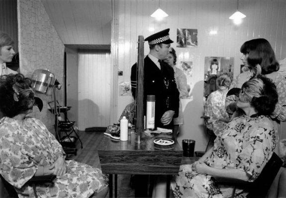 The Wickerman-lost scene in hairdressers