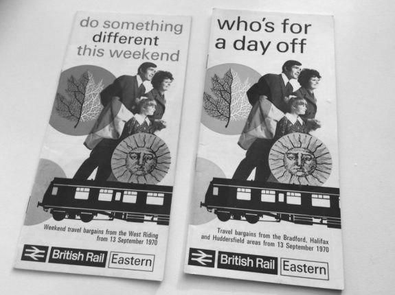 1970 British Rail-Eastern-leaflet