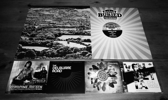 Buried Treaure-The Delaware Road-CDs and albums-1