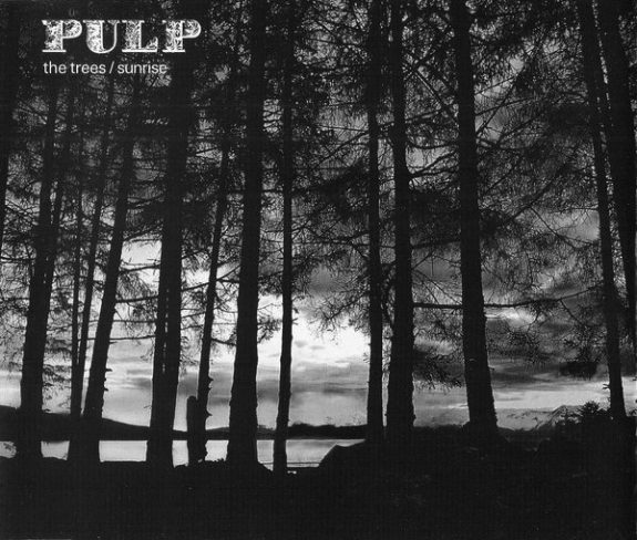 Pulp-The Trees-Sunrise-CD single