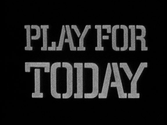 Play For Today title-BBC