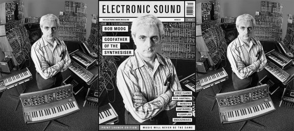 Electronic Sound magazine-issue 21-Bob Moog