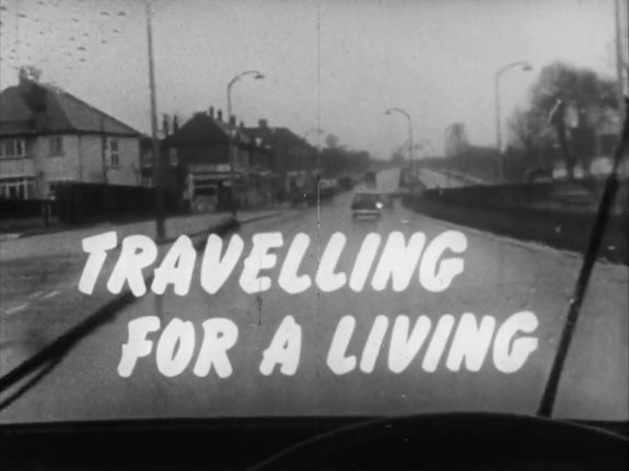 Derrick Knight-Travelling For A Living-The Watersons-1966-BFIPlayer-1