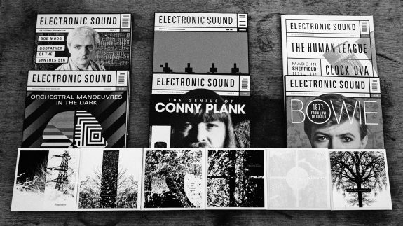 Electronic Sound magazine-2016-2017-A Year In The Country album reviews-1c