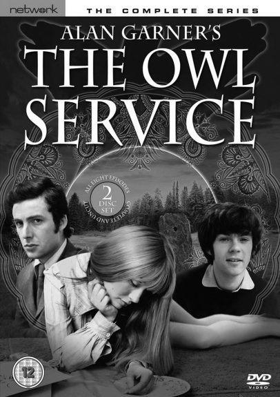 Alan Garner's The Owl Service-DVD cover-Network