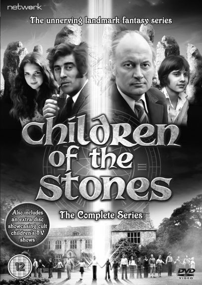Children of the Stones-DVD cover-Network