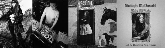 Judy Dyble-Delia Derbyshire-Vashti Bunyan-Shelagh McDonald-lost women of folk-elelectronic music