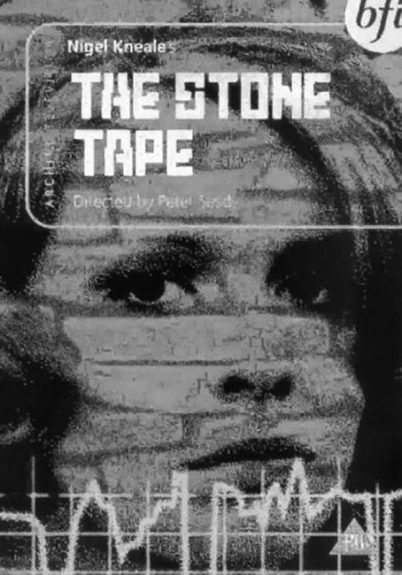 Nigel Kneale's The Stone Tape DVD cover-BFI