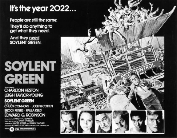 Soylent Green-film poster