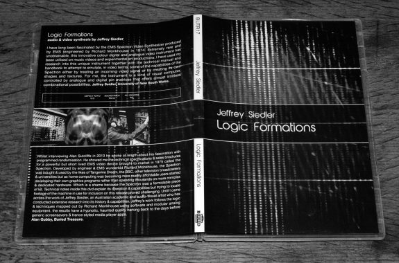 Jeffrey Siedler-Logic Formations-Buried Treasure-DVD-cover
