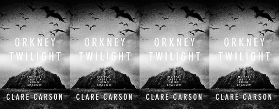 Orkney Twlight-Clare Carson-book cover