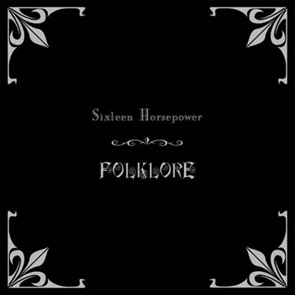 Sixteen Horsepower Folklore-album cover art