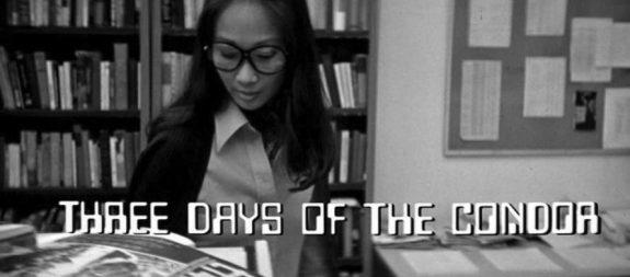 3 Days of the Condor-Sydney Pollack-1975-film still-title computer font
