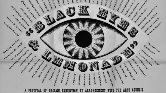 Black Eyes & Lemonade exhibition-Barbara Jones
