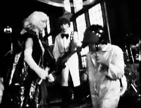 Blondie-Atomic-video still