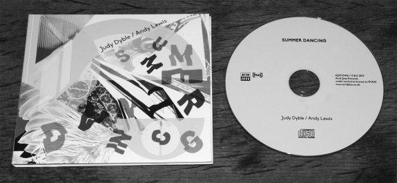 Judy Dyble-Andy Lewis-Summer Dancing-Acid Jazz-album-CD
