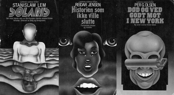 Peter Haars-Norwegian science fiction-Lanterne-psych-1960s-1970s