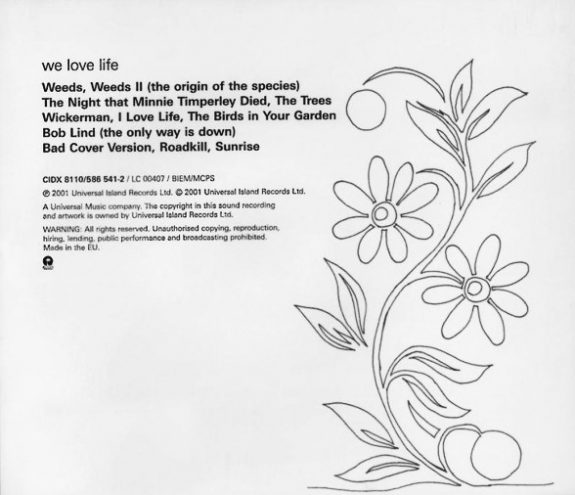 Pulp-We Love Life-CD-back of cover-2001