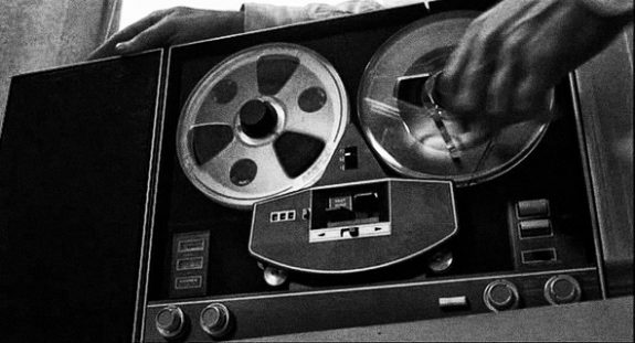 Reel to reel tape-The Anderson Tapes-1971