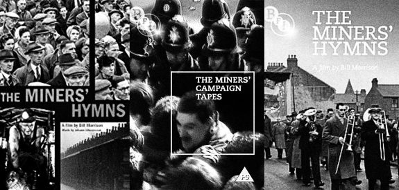 The Miners Hymns-Bill Morrison-Jóhann Jóhannsson-The Miners Campaign Tapes-BFI