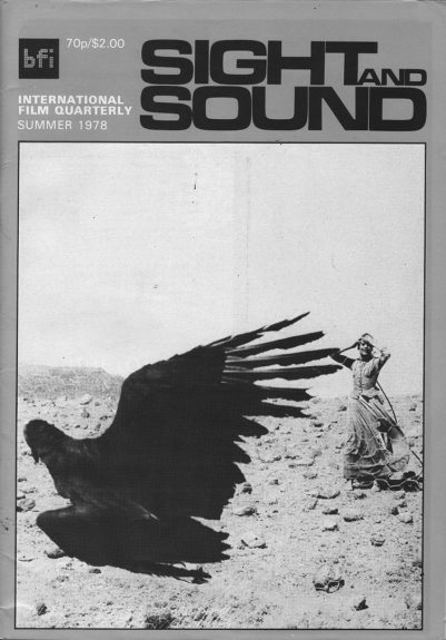 sight-and-sound-magzine-bfi-summer-1978