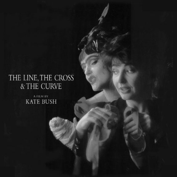the lines the cross & the curve-kate bush-miranda richardson-laserdisc cover