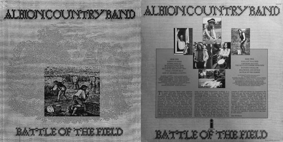Albion Country Band-Battle of the Field