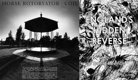 Horse Rotorvator-Coil-Englands Hidden Reverse-David Keenan