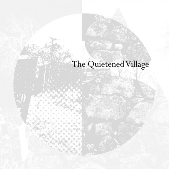 The Quietened Village-album CD cover-A Year In The Country-1px stroke