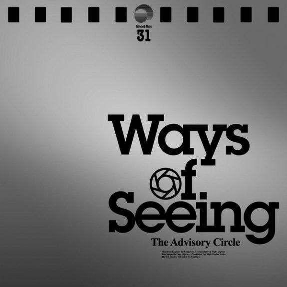 Ways of Seeing-The Advisory Circle-Jon Brooks-Ghost Box Records-album cover art