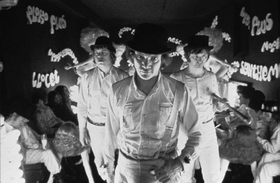 A Clockwork Orange-film still-Stanley Kubrick