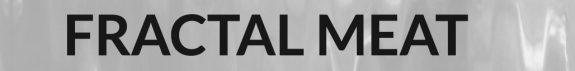 Fractal Meat logo