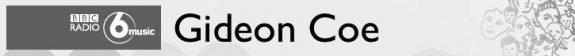 Gideon Coe-BBC Radio 6-logo 2018