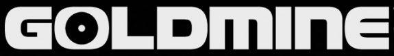 Goldmine magazine-2018 logo