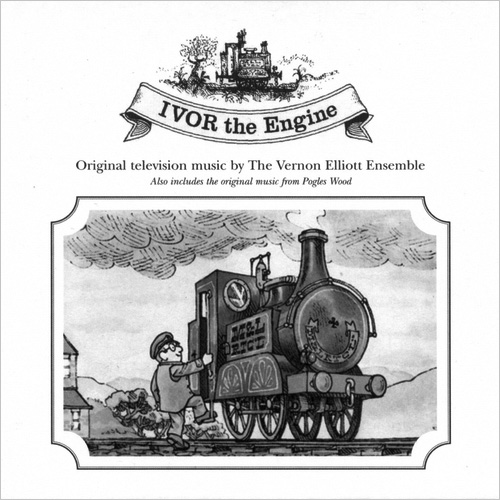 Ivor the Engine-Trunk Records-Soundtrack