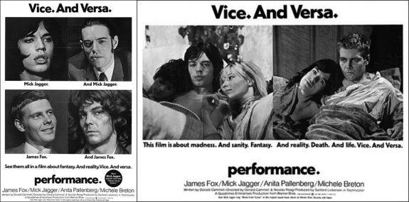 Performance-1970-Nicholas Roeg-Donald Cammell-James Fox-Anita Pallenberg-Mick Jagger-Michele Breton