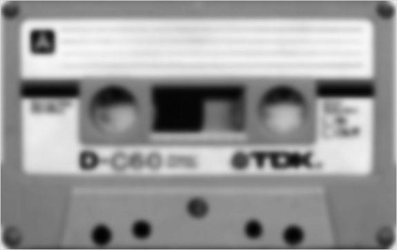 Tdk c60-cassette-hypnagogic pop