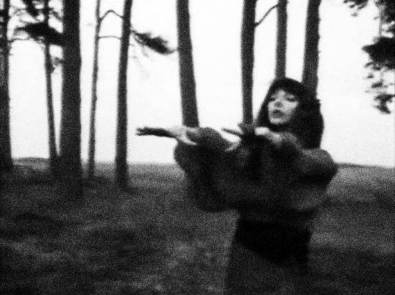 Kate Bush-Wuthering Heights-forest video